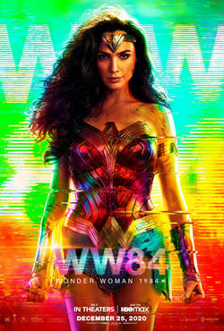 Wonder Woman 1984 2020 FullHD 1080p