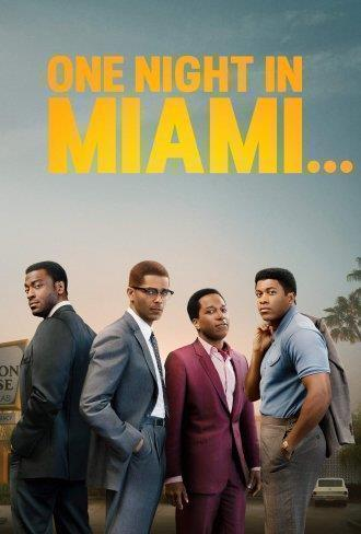 One Night in Miami    2021 ita bdrip