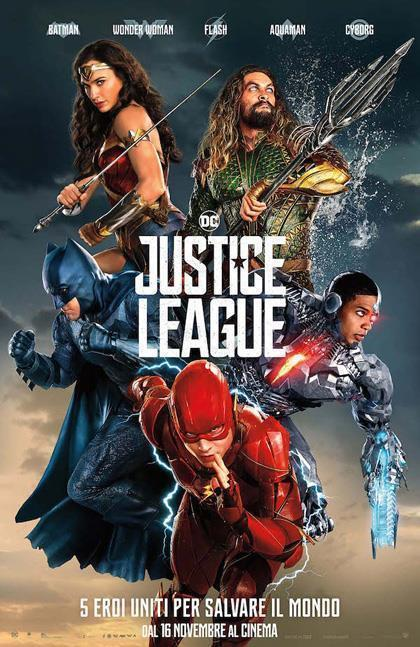 Justice League 2017 BDRip