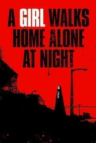 A Girl Walks Home Alone at Night 2014 ita