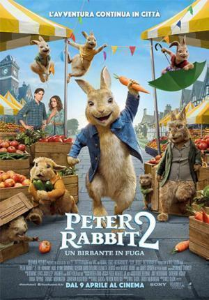 Peter Rabbit 2 - Un birbante in fuga  2021