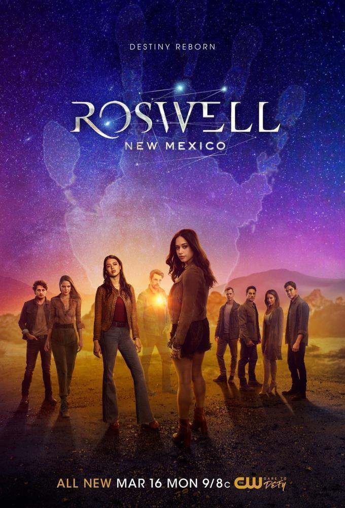 Roswell New Mexico S02E13