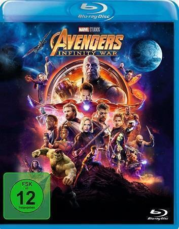 Avengers Infinity War EXTRA 2018 BluRay